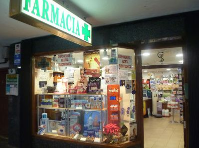 Farmacia Mayor Fachada